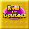 Play Roll the Baubles game!