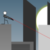 Play Rooftop Sniper game!