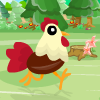 Run Chicken Run game