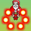 Santa Blast game