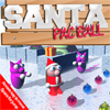 Play Santa Pac Ball game!