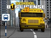 Play School Bus License 3 game!