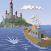 Play Sea Force game!