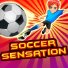 Play Soccer Sensation game!