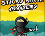 Play Sticky Ninja Academy game!