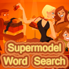 Supermodel Word Search game