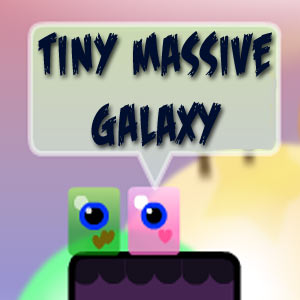 Play Tiny Massive Galaxy game!