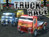 Play Truck Race 3D game!