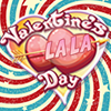 Valentine's Day La La game