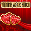 Valentines Word Search game