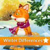 Play Winter 5 Differences game!
