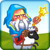 Play Wizard Walls game!