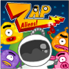 Play Zap Aliens game!