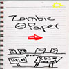 Zombie Paper Stick game