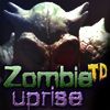 Play Zombie Tower Defense: Uprise game!