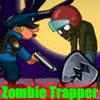 Zombie Trapper game
