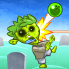 Play Zombowling game!