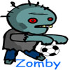 Play Zombie Volleyball game!