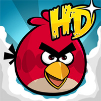 Angry Birds Chrome game