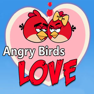 Play Angry Birds Love game!