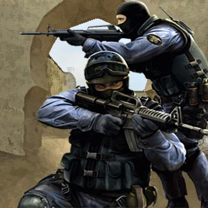 Play Counter-Strike game!