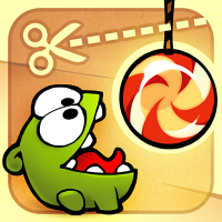 Play Cut the Rope game!