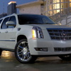 Cadillac Escalade Jigsaw game