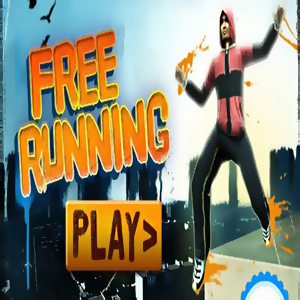 Play Free Running game!
