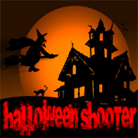 Play Halloween Shooter game!