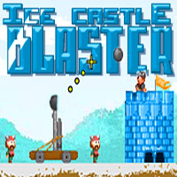 Ice Castle Blaster game
