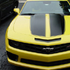Yellow Camaro Jigsaw game