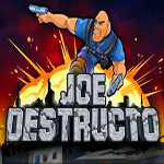 Joe Destructo game