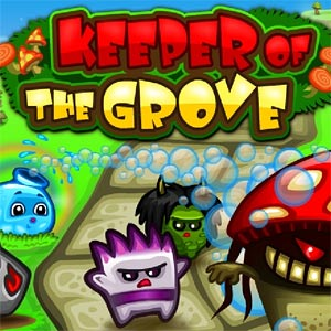 Play Keeper of the Grove game!