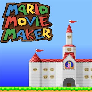Play Mario Movie Maker game!