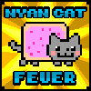 Play Nyan Cat Fever game!