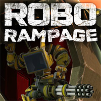 Robo Rampage game