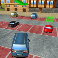 Play Shopping Mall Parking game!