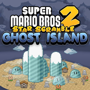 Super Mario: Star Scramble 2