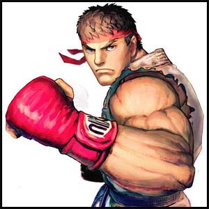 Street Fighter II: Ryu vs…