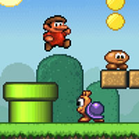 Play Super Angelo game!