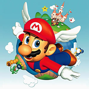 Play Super Mario 63 game!