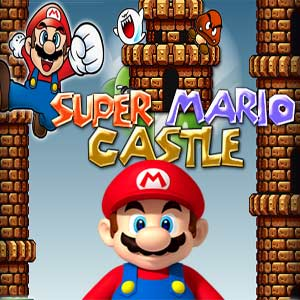 Play Super Mario Castle game!