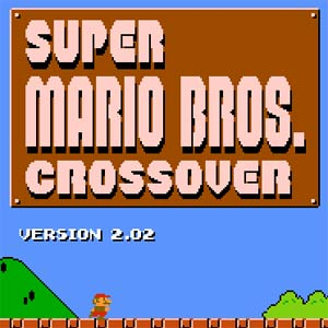 Super Mario Crossover 2 game