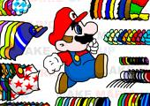 Play Super Mario Dress Up game!