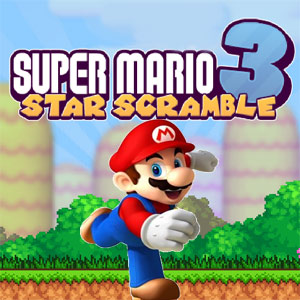Super Mario: Star Scramble 3