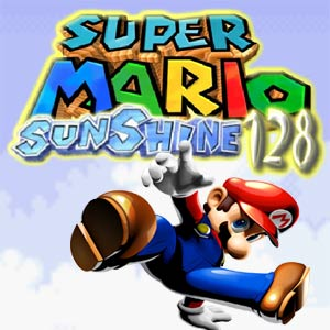Play Super Mario Sunshine 128 game!