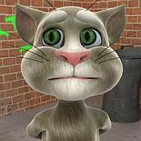 Play Talking Tom 2 game