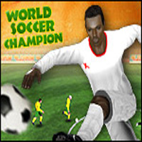 Play World Soccer Champion game!