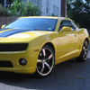 Play Yellow Camaro Jigsaw game!