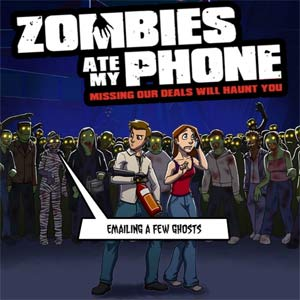 Zombies Ate My iPhone! game